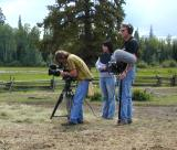 Cowboy Country TV films Meadow Springs Ranch